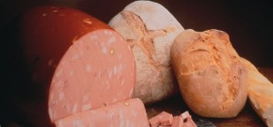 Mortadella intera